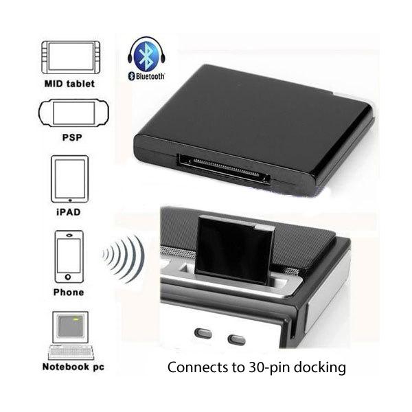 30-pin Bluetooth Receiver