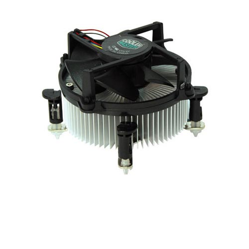 Cooler Master (E3W-N95LP-06) for Intel P4 LGA775 - 3U [51