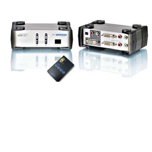 Aten 4way VGA switch VS491 4PC to 1 Monitor 309807 8300